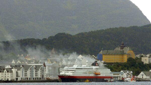 Norveç'te deniz taşımacılığı için ölü balıklardan yakıt elde edilecek - Sputnik Türkiye