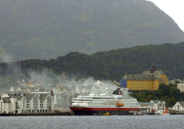 Norveç'te deniz taşımacılığı için ölü balıklardan yakıt elde edilecek