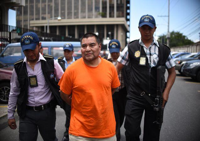 eski askere hapis cezası: 5 bin 130 yıl - Guatemala