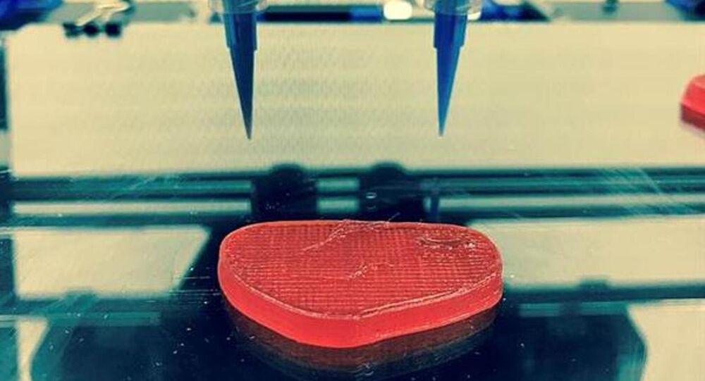 3D yazıcı - Üç boyutlu yazıcıyla basılmış yenebilir gıda maddeleri üretildi