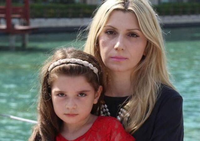 Rus anne Zarina Albegonova
