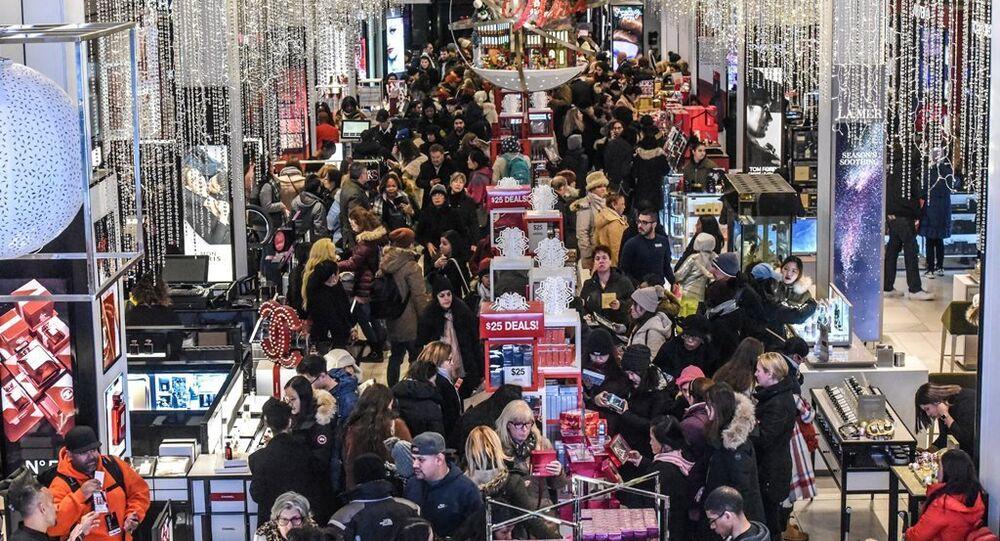 'Kara Cuma' (Black Friday)  - alışveriş