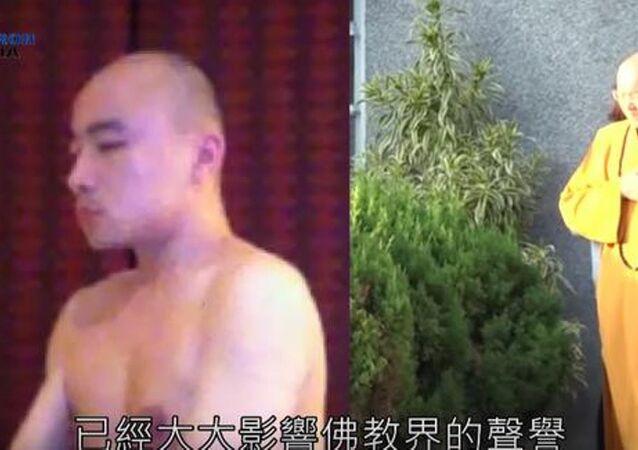 Tayvan'da budist rahip eşcinsel grup partisi düzenledi