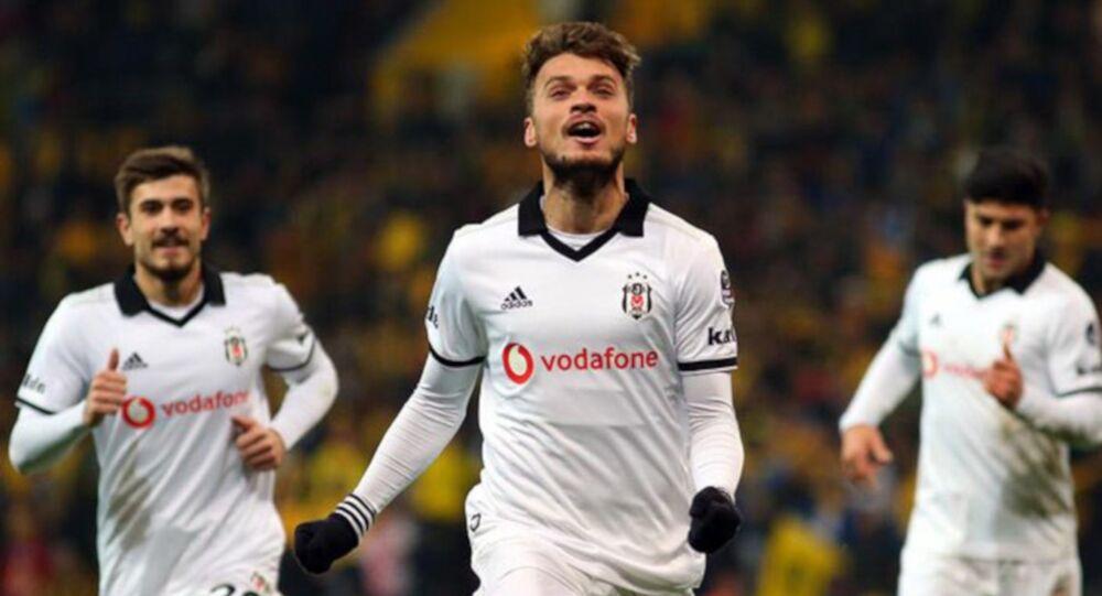 Adem Ljajic: 'Gol attığım için mutluyum'