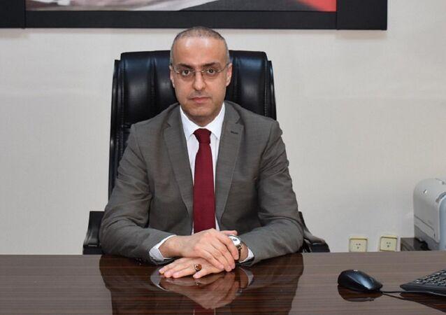Karabük Vali Yardımcısı Abdulhalim C.