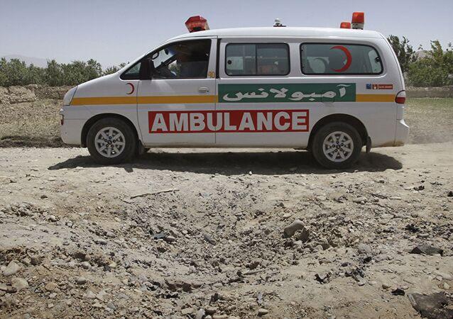 Taliban, Afganistan'da güvenlik konvoyuna saldırdı: 22 polis öldü