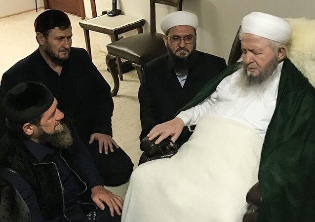 Kadirov'dan İsmailağa cemaatine ziyaret