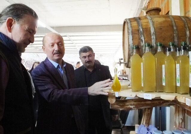 AK Parti Balıkesir Milletvekili Adil Çelik