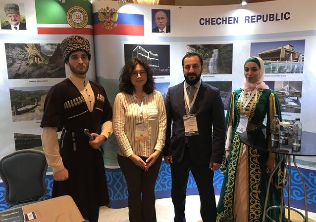 Çeçenistan Kültür Bakanı Müslim Baytaziyev