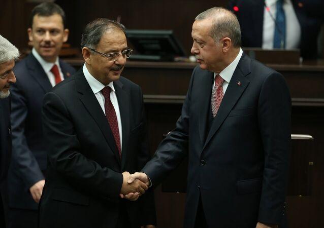 Mehmet Özhaseki - Recep Tayyip Erdoğan