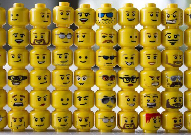 Lego kafaları
