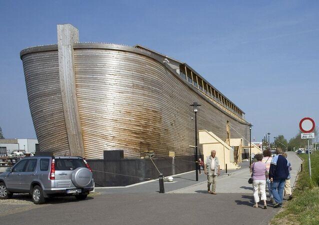 Nuh'un Gemi'siyle 'tıpatıp aynı' özelliklere sahip gemi