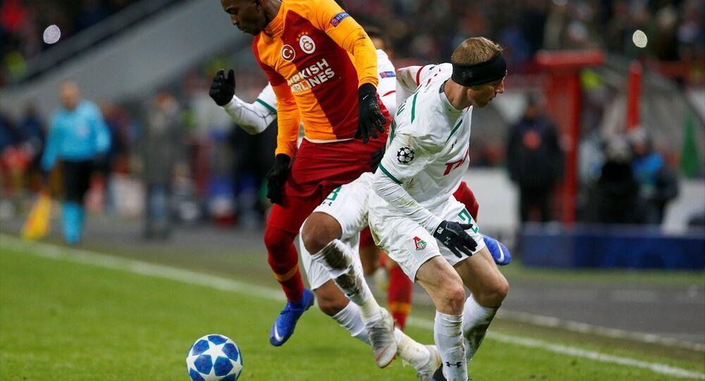 Lokomotiv Moskova - Galatasaray