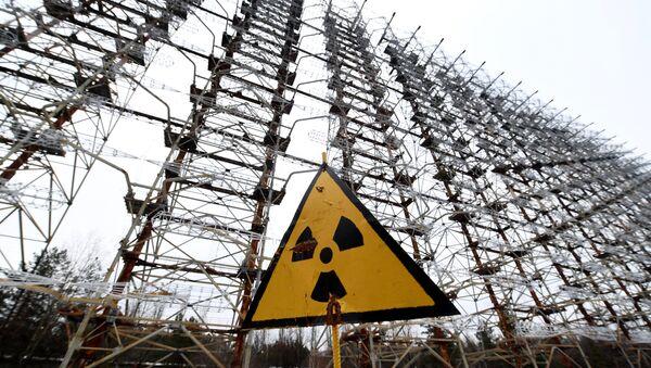 Radyasyon tehlikesi - Sputnik Türkiye