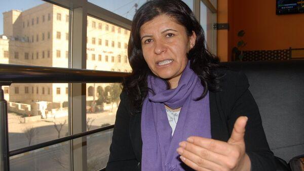 Tevgera Azadi'nin Eş Genel Başkanı Şilan Şakir - Sputnik Türkiye