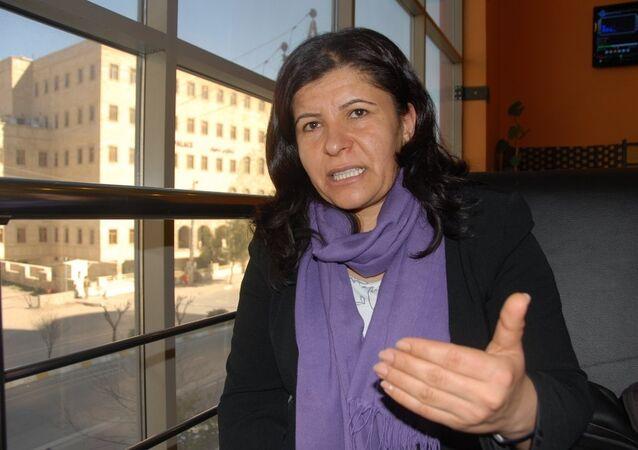 Tevgera Azadi'nin Eş Genel Başkanı Şilan Şakir
