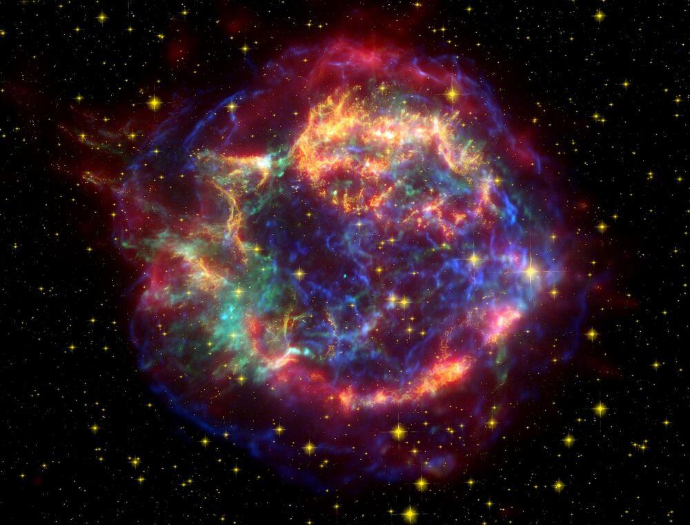 Göz alıcı uzay görüntüleri