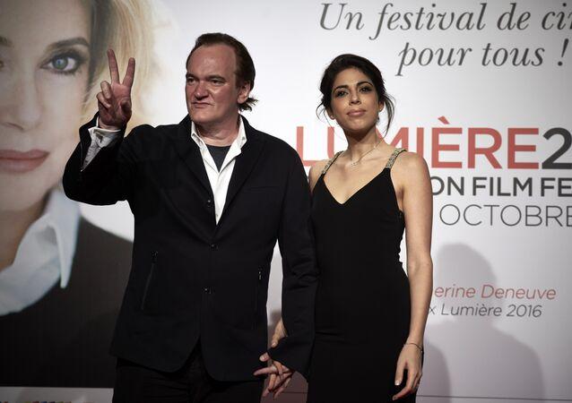 Quentin Tarantino- Daniella Pick