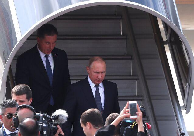 Rusya Devlet Başkanı Vladimir Putin