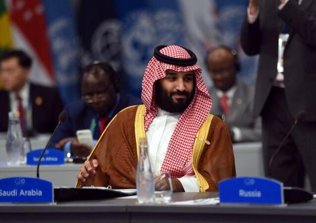 Suudi Arabistan Veliaht Prensi Muhammed bin Selman - G20