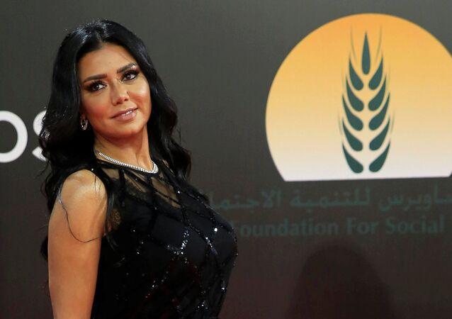 Mısırlı oyuncu Rania Yusuf