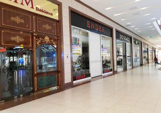 Doğu ve Güneydoğu'nun en büyük alışveriş merkezi olan Ceylan Karavil Park AVM