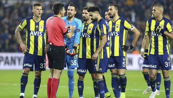 Fenerbahçe - Kasımpaşa - Sputnik Türkiye