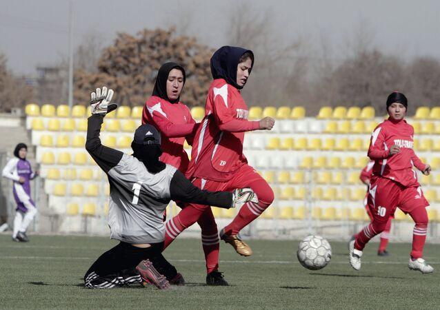 Afganistan'da kadın futbolcuların istismarına ilişkin soruşturma talimatı