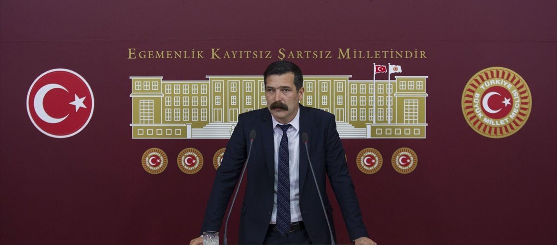 Erkan Baş - Sputnik Türkiye, 1920, 28.04.2021