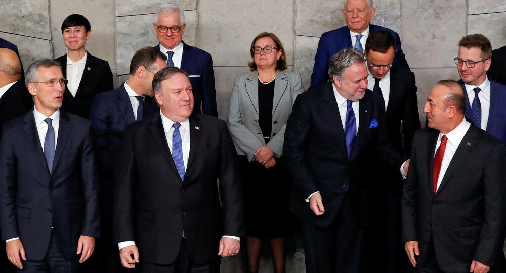 Dışişleri Bakanı Mevlüt Çavuşoğlu- NATO