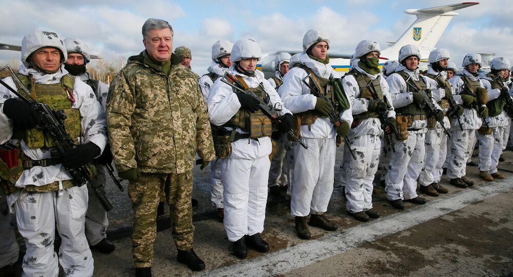 Ukrayna lideri Pyotr Poroşenko