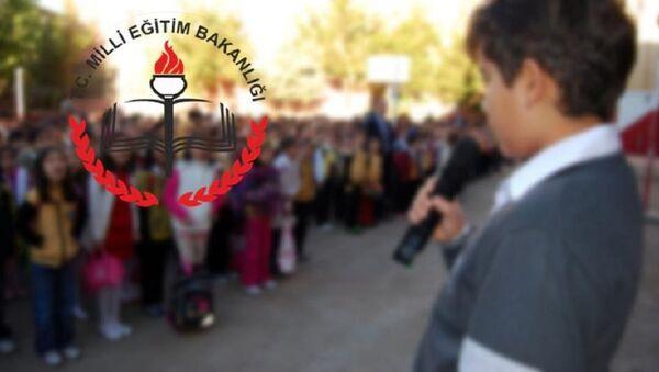 MEB, öğrenci andı - Sputnik Türkiye