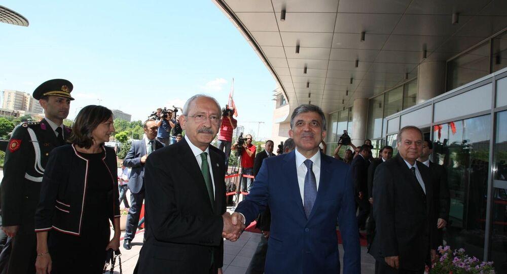 Kemal Kılıçdaroğlu - Abdullah Gül