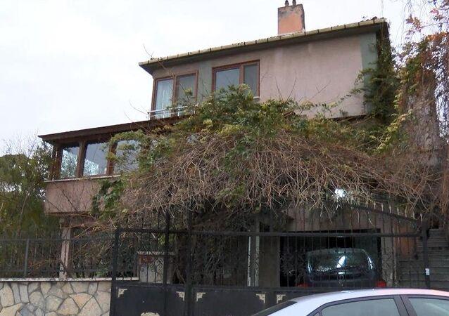 Uyuşturucu operasyonu düzenlene Beylikdüzü'ndeki lüks bir villa