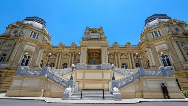 Palacio Guanabara - Sputnik Türkiye