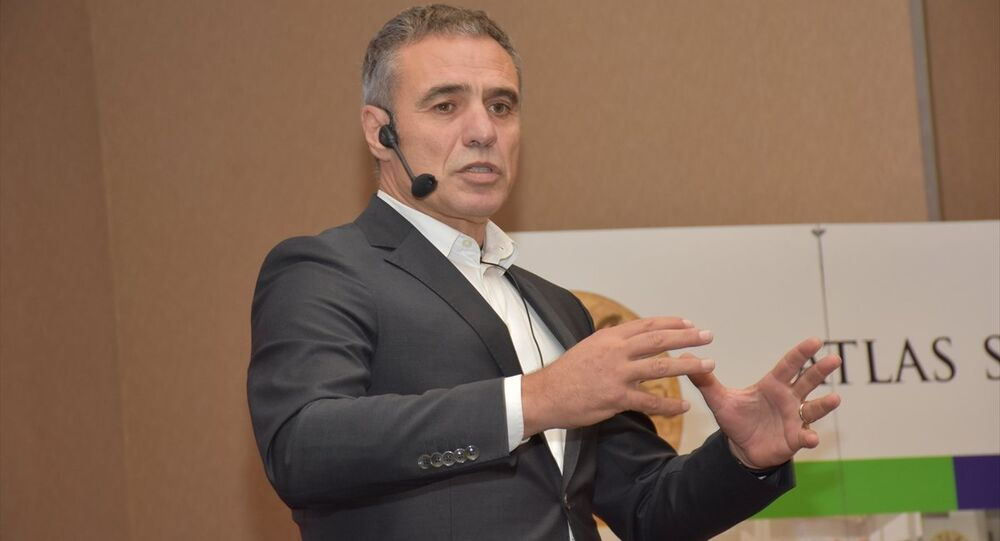 Teknik direktör Ersun Yanal