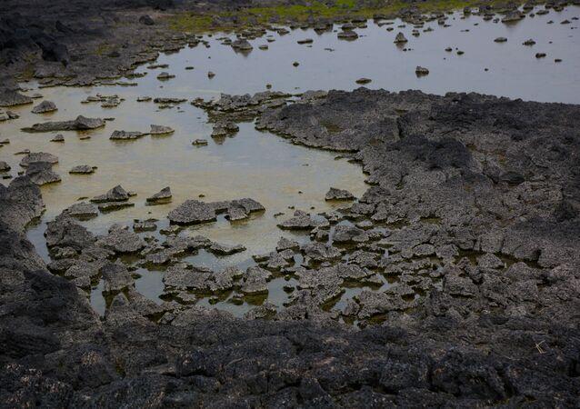 Karacadağ, İtalya'daki meşhur Etna Volkanı'nın yedi katından fazla bir alan kaplıyor.
