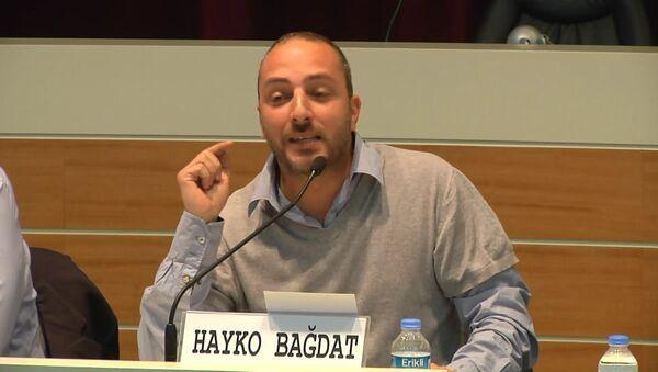 Hayko Bağdat - Sputnik Türkiye