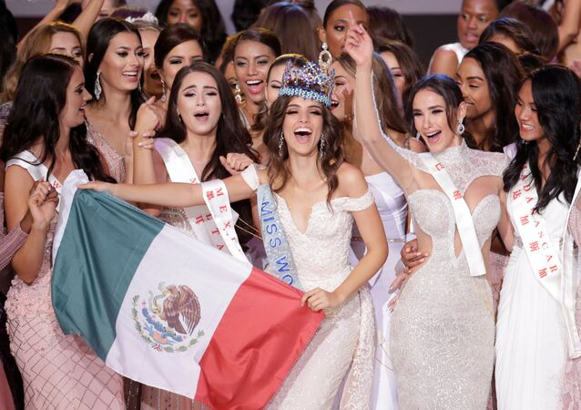 Bu yıl 68'incisi düzenlenen uluslararası güzellik yarışması Miss World 2018'ün finali Çin'in Hainan Adası'nda yapıldı.