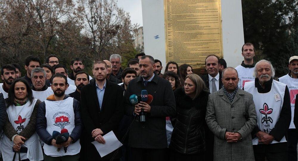 İHD Diyarbakır Şube Başkanı Abdullah Zeytun