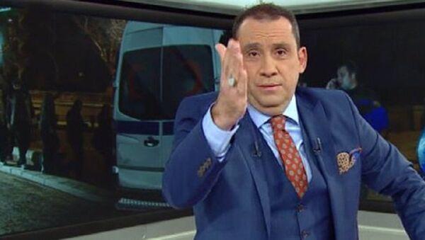 Erkan Tan - Sputnik Türkiye