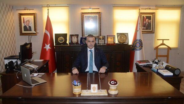Rize Emniyet Müdürü Altuğ Verdi - Sputnik Türkiye