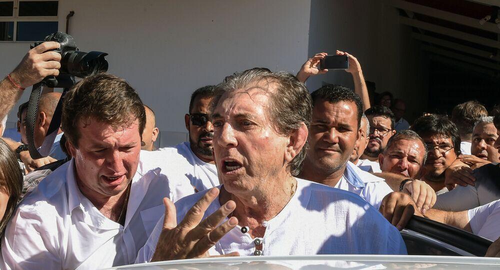 Brezilyalı medyum -  Joao Teixeira de Faria