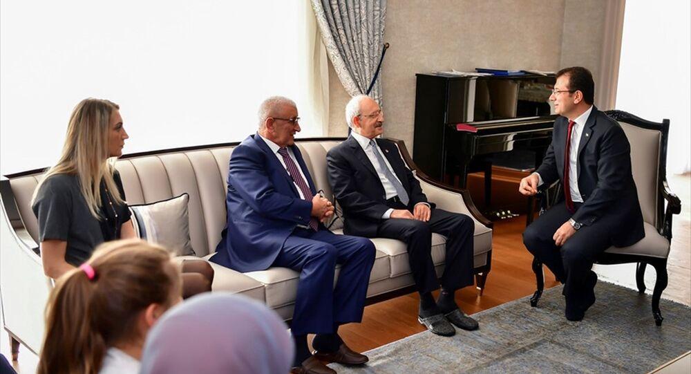 Kemal Kılıçdaroğlu - Ekrem İmamoğlu