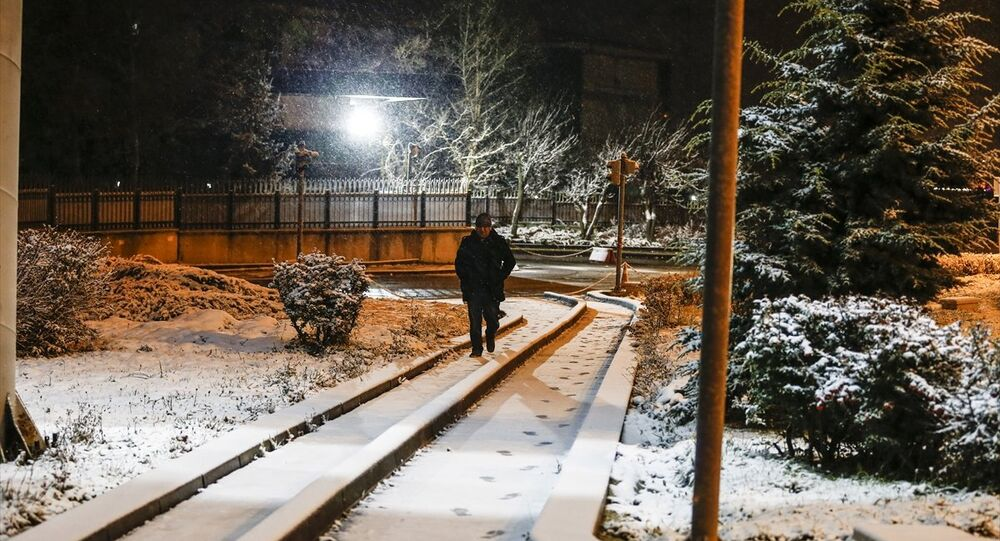 Ankara'da kar