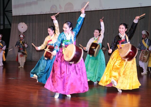 Yozgat'ta düzenlenen Kore Kültür Günü etkinliği