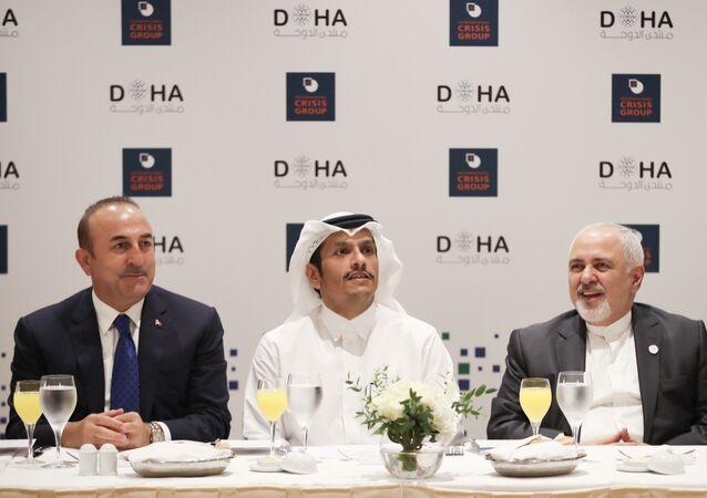 Doha Forumu - Dışişleri Bakanı Mevlüt Çavuşoğlu