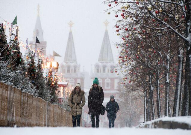 Rusya'nın en popüler turistik noktaları