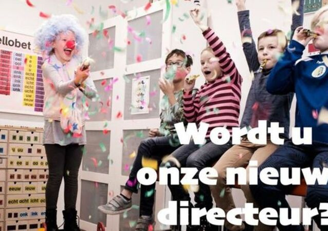 Hollanda'da ilkokul müdürünü öğrenciler seçecek  - Juliana van Stolberg ilkokulu