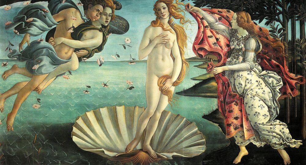 Boticelli - Venüs